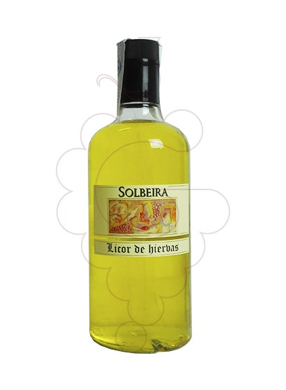 Photo Mezcal Solbeira Licor de Hierbas