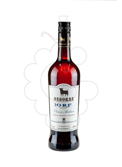 Photo Osborne 10 RF fortified wine