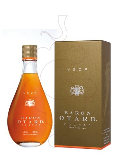 Photo Cognac Otard V.S.O.P.