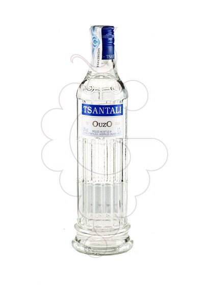 Photo Liqueur Ouzo Tsantali Kolonna