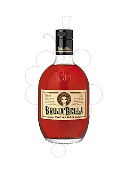 Photo Liqueur Pacharan Bruja Bella
