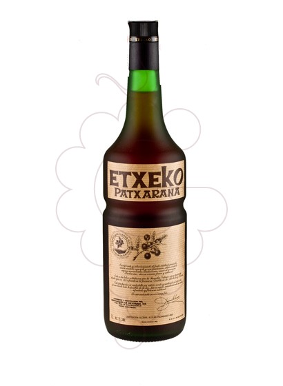 Photo Liqueur Pacharan Etxeco San Fermin