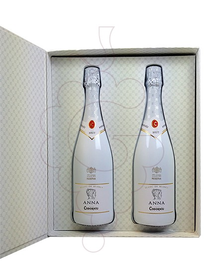 Photo Gift boxes Anna de Codorniu Blanc de Blancs Pack 2 u