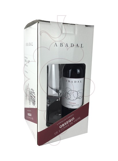 Photo Gift boxes Abadal Criança Pack (2 u + 2 glasses)