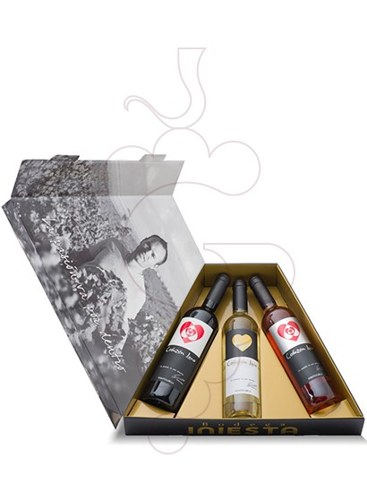Photo Gift boxes Pack Bodega Iniesta Triangulo