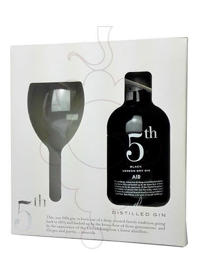 Photo Gin 5 th Air Pack (1 u + glass)