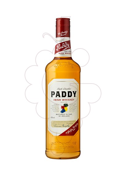Photo Whisky Paddy