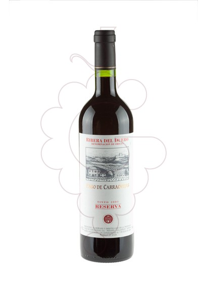 Photo Pago Carraovejas Reserva  red wine