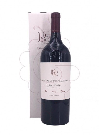 Photo Pago de Capellanes Crianza Magnum red wine