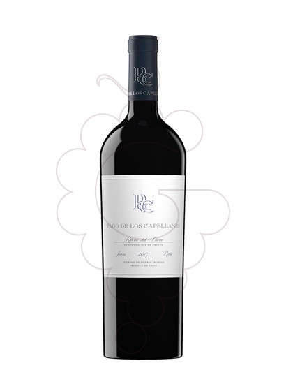 Photo Pago de Capellanes Joven Roble red wine