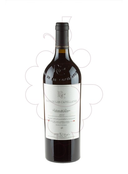 Photo Pago de Capellanes Reserva red wine
