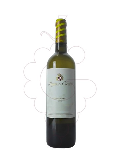 Photo Pago de Cirsus Chardonnay white wine