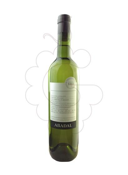 Photo White Paisatges 1883 Abadal Sumoll white wine