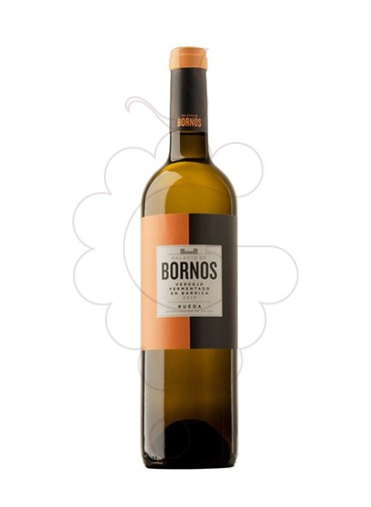 Photo Palacio de Bornos F.B. white wine