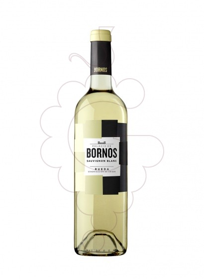 Photo Palacio de Bornos Sauvignon Blanc white wine