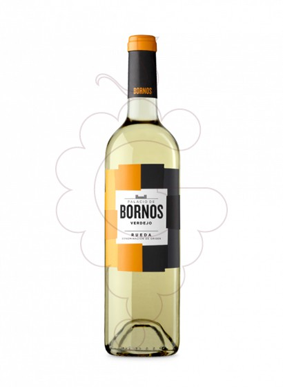 Photo Palacio de Bornos Verdejo white wine