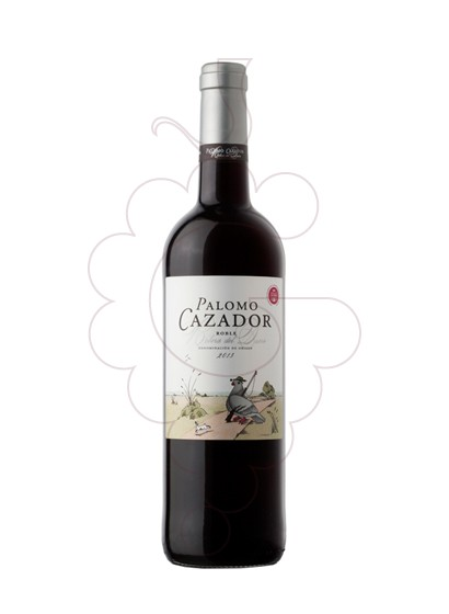 Photo Palomo Cazador Roble  red wine
