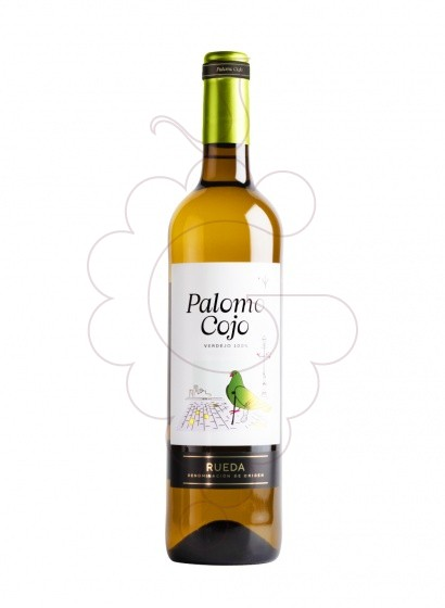 Photo Palomo Cojo Verdejo  white wine