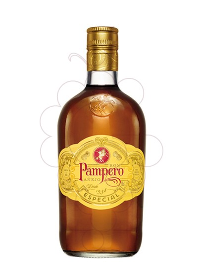 Photo Rum Pampero