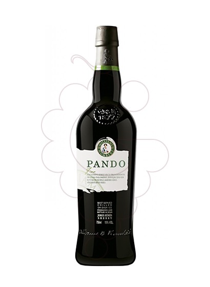 Photo Pando Fino fortified wine