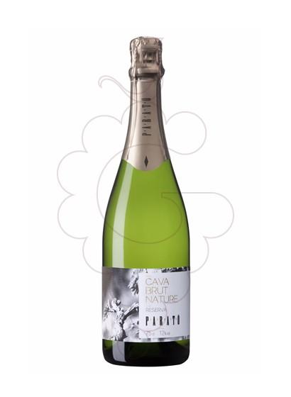 Photo Parato Brut Nature sparkling wine