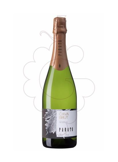 Photo Parato Brut sparkling wine