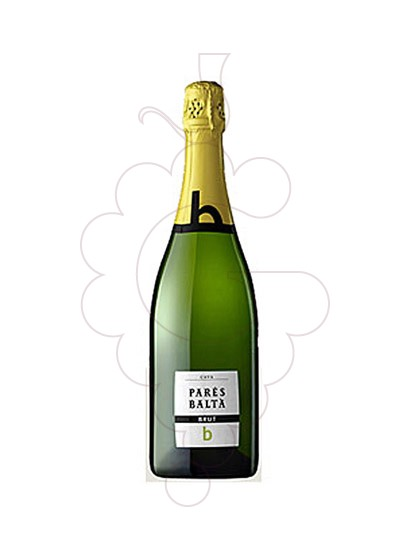 Photo Pares Balta Brut sparkling wine