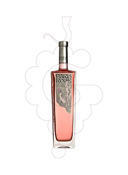 Photo Liqueur Paris Rose