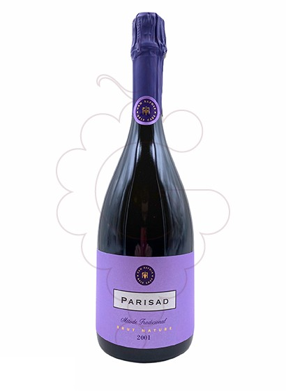 Photo Parisad Extra Brut Gran Reserva sparkling wine