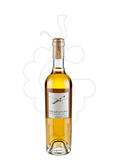 Photo Parque Natural Dulce Blanc fortified wine