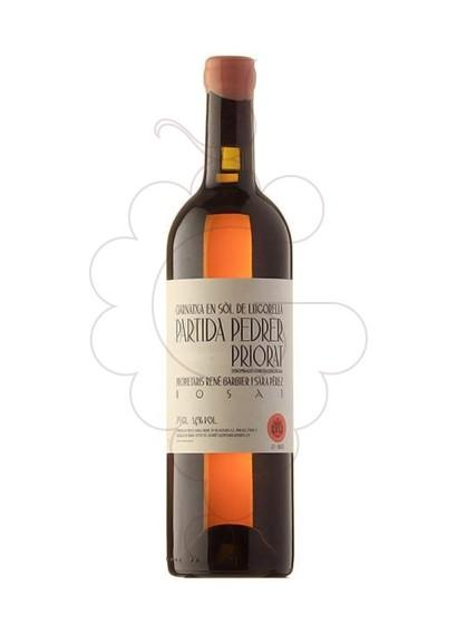 Photo Partida Pedrer Rosat rosé wine