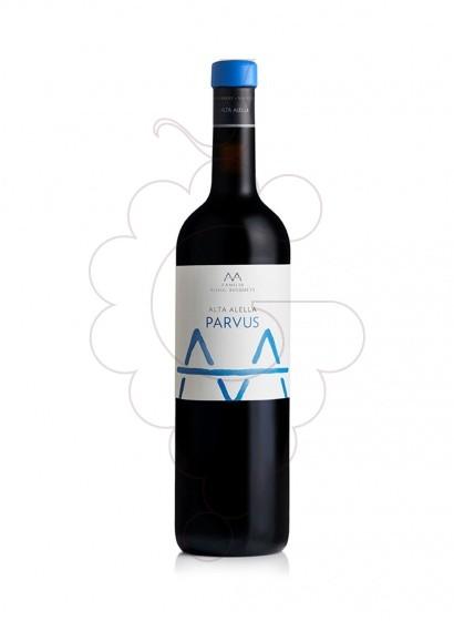 Photo Parvus Alta Alella Syrah red wine