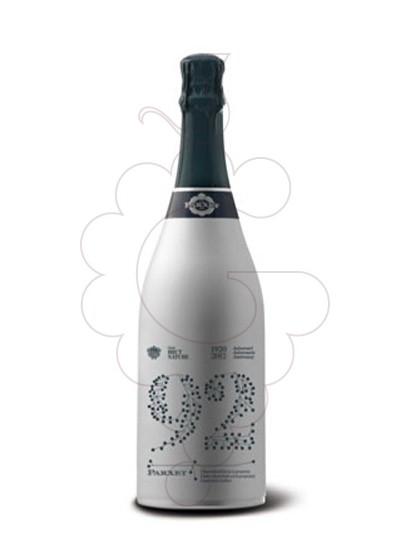Photo Parxet Aniversari Brut Nature sparkling wine