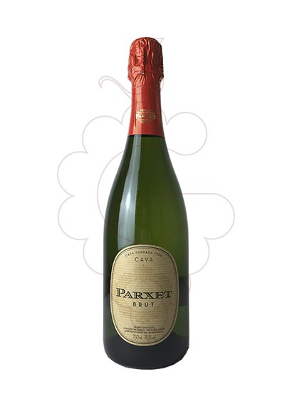 Photo Parxet Brut Grappa sparkling wine