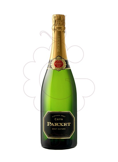 Photo Parxet Brut Nature Jeroboam sparkling wine