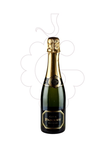 Photo Parxet Brut Nature (mini) sparkling wine