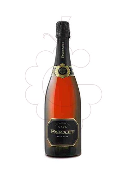 Photo Parxet Brut Rose  sparkling wine