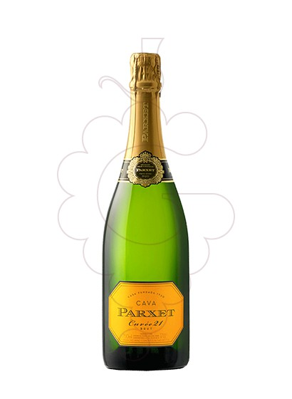 Photo Parxet Cuvee 21 Brut Ecològic sparkling wine