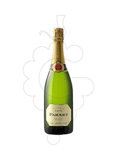 Photo Parxet Semi sparkling wine