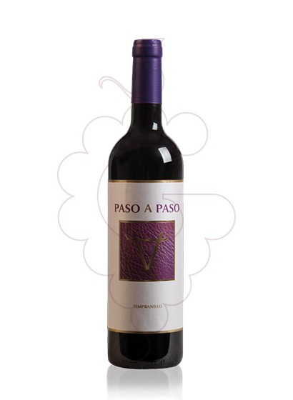 Photo Red Paso a Paso red wine