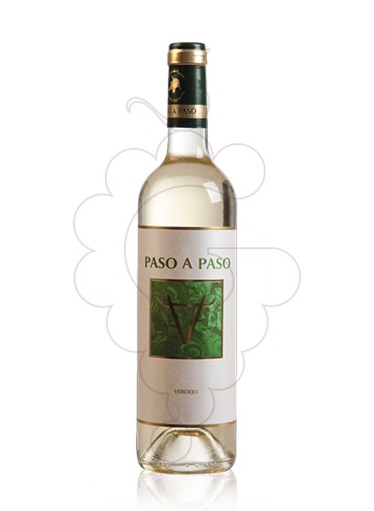 Photo Paso a Paso Verdejo white wine