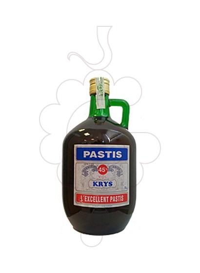Photo Aperitif wine Pastis Krys