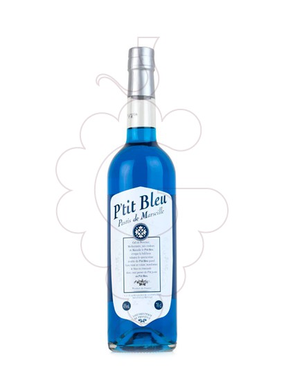 Photo Aperitif wine Pastis Petit Bleu