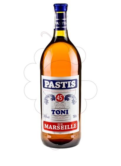 Photo Aperitif wine Pastis Toni