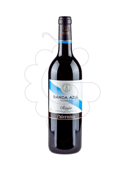 Photo Paternina Crianza red wine