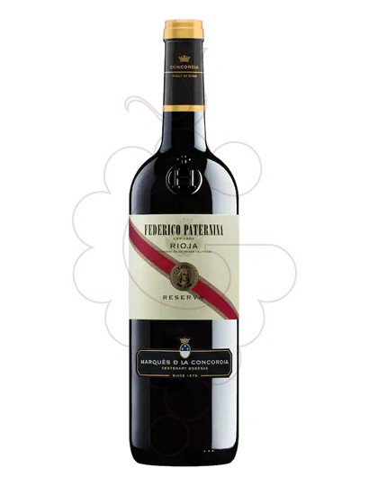 Photo Paternina Reserva red wine