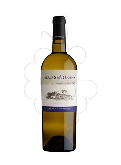 Photo Pazo de Señorans Selección Añada white wine