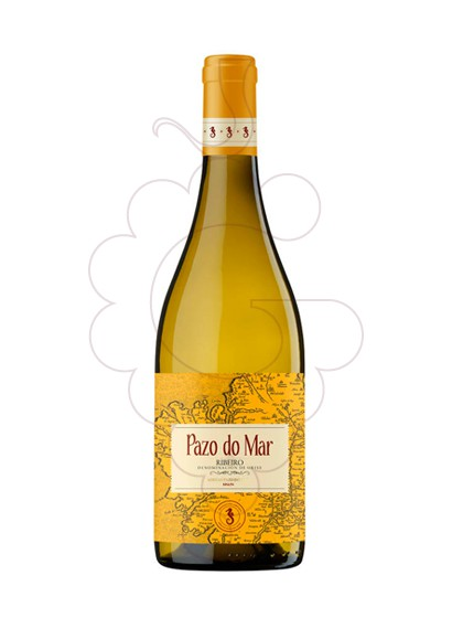 Photo Pazo do Mar Blanc white wine