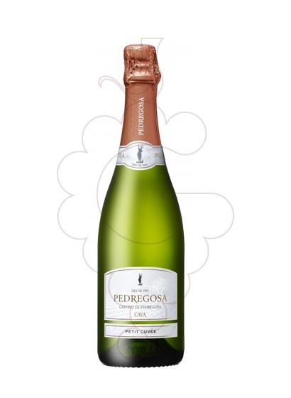 Photo Pedregosa Petit Cuvée sparkling wine