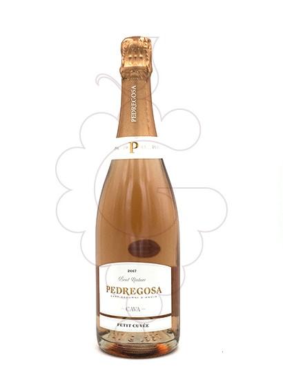 Photo Rosé Pedregosa Petit Cuvée sparkling wine